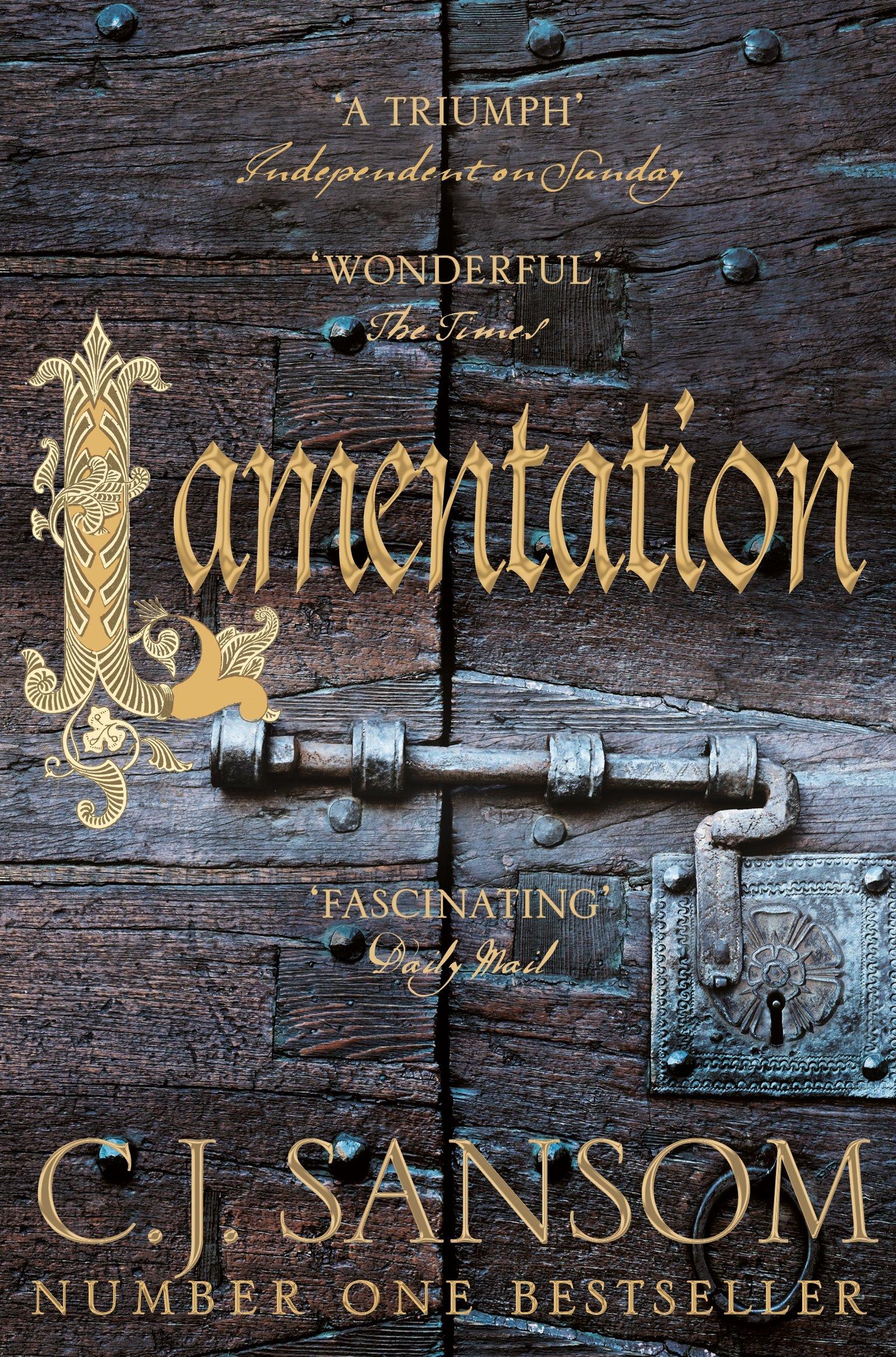 Lamentation  The Shardlake Series   English Edition