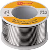 Fixpoint 51065 Lötzinn 1mm, 100g Rolle