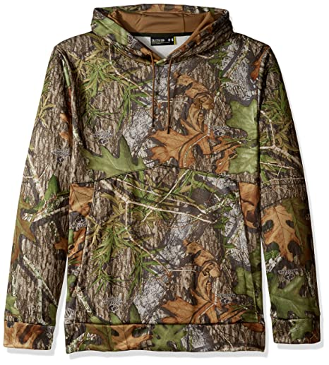 ff1605c1c Under Armour Men's Ua Icon Camo Hoodie Warm-up Top: Amazon.co.uk: Sports &  Outdoors