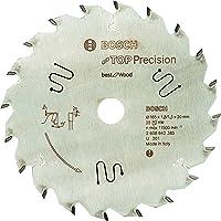Bosch Professional Cirkelsågblad Top Precision Best för Wood, 165 x 20 x 1,8 mm, 20, 2608642385