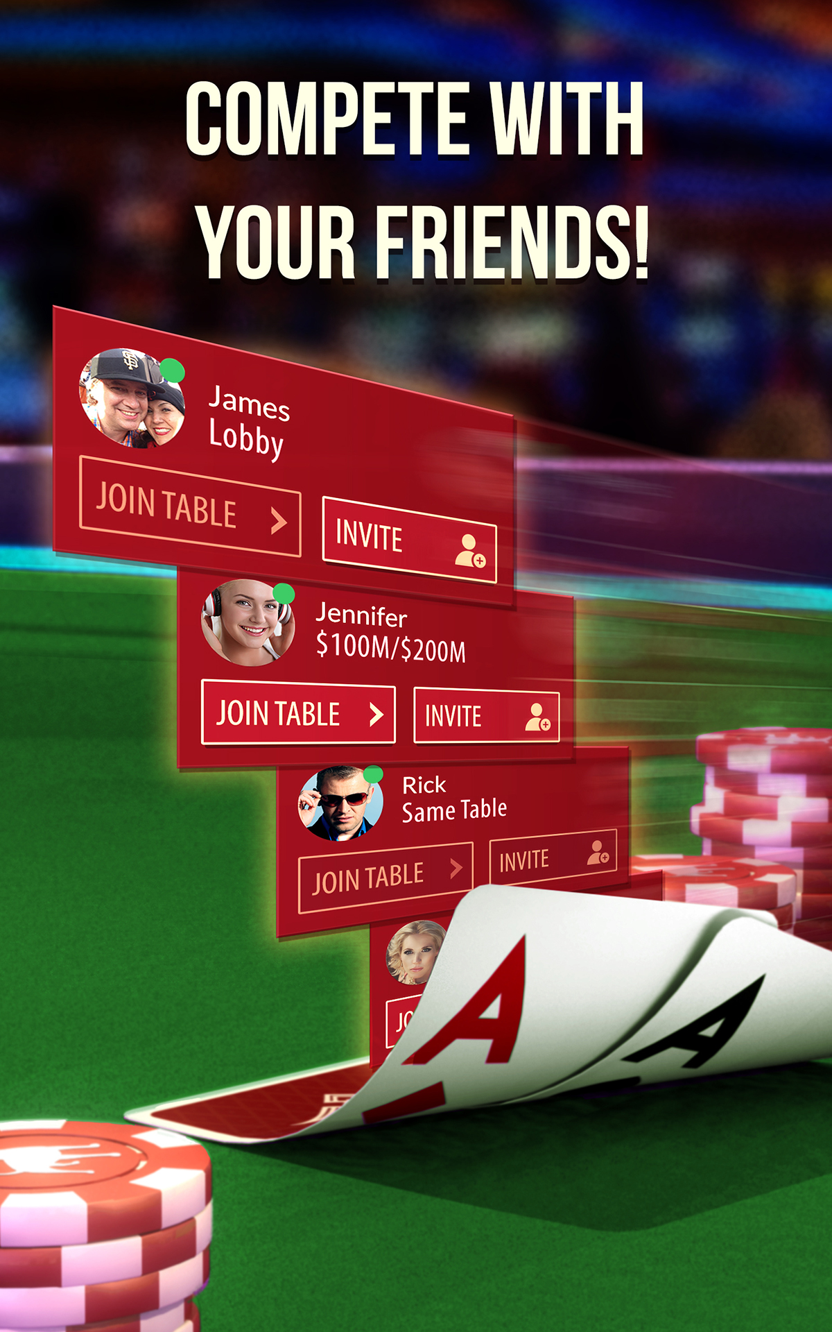 Zynga Poker Import It All