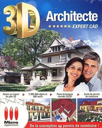 Wonderful 3D Architecte Expert CAD 14