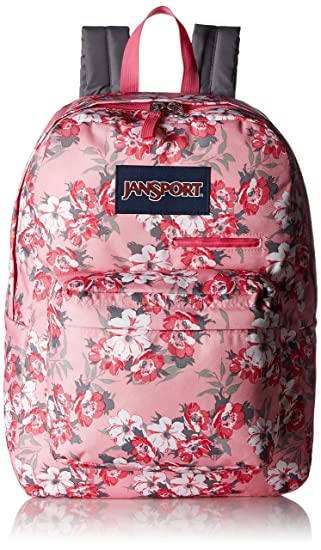 Amazon.com  Jansport Digibreak Laptop Backpack - Prism Pink Pretty ... 0eb66dd9a1a71