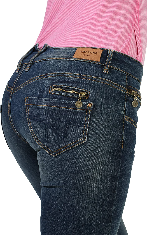 Regular KairiTZ 3//4 Shorts Timezone Textil Femme