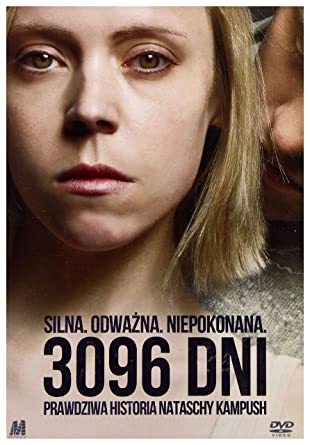 3096 Tage Dvd Książka Region 2 Import No English Version