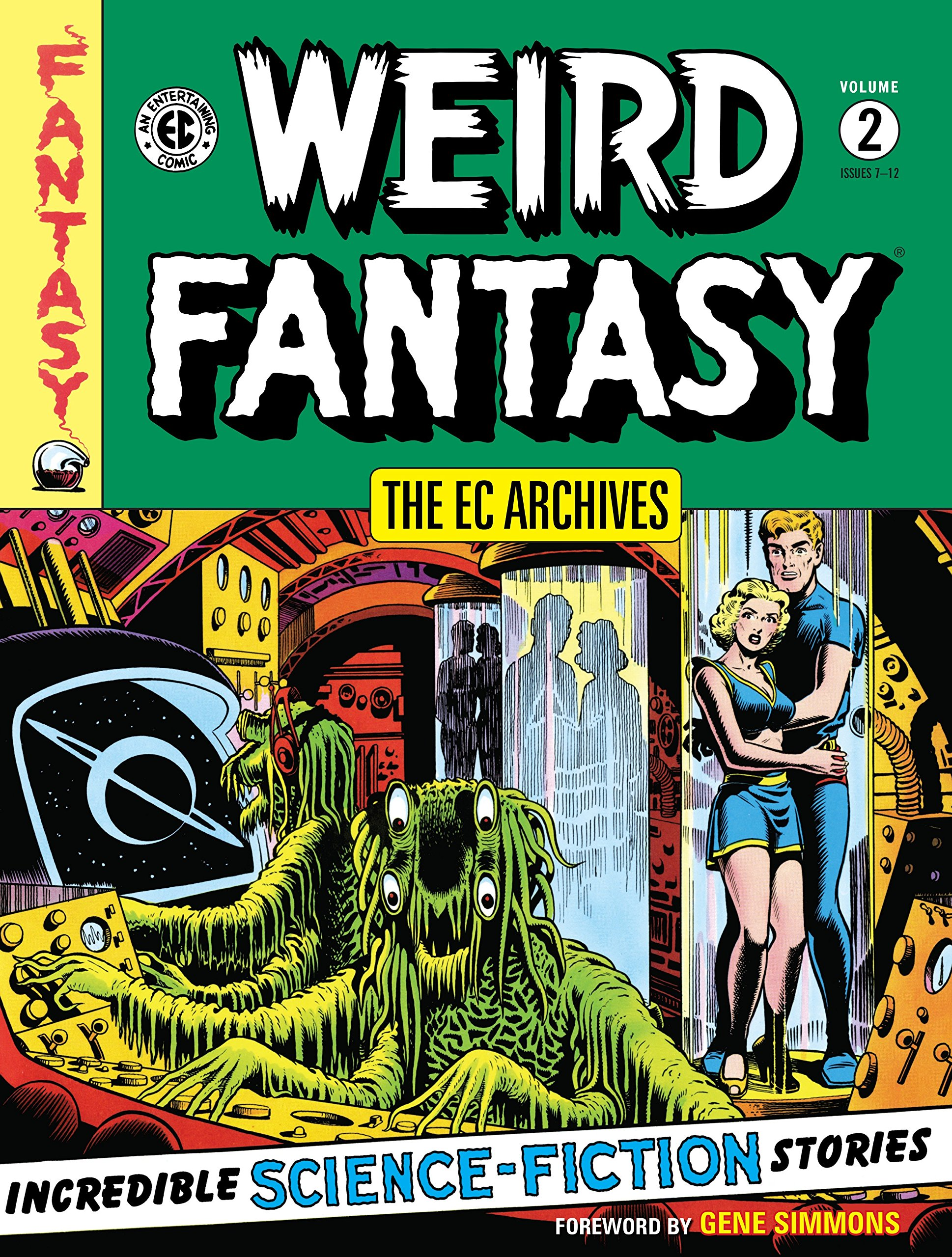 Download The EC Archives: Weird Fantasy Volume 2 ebook