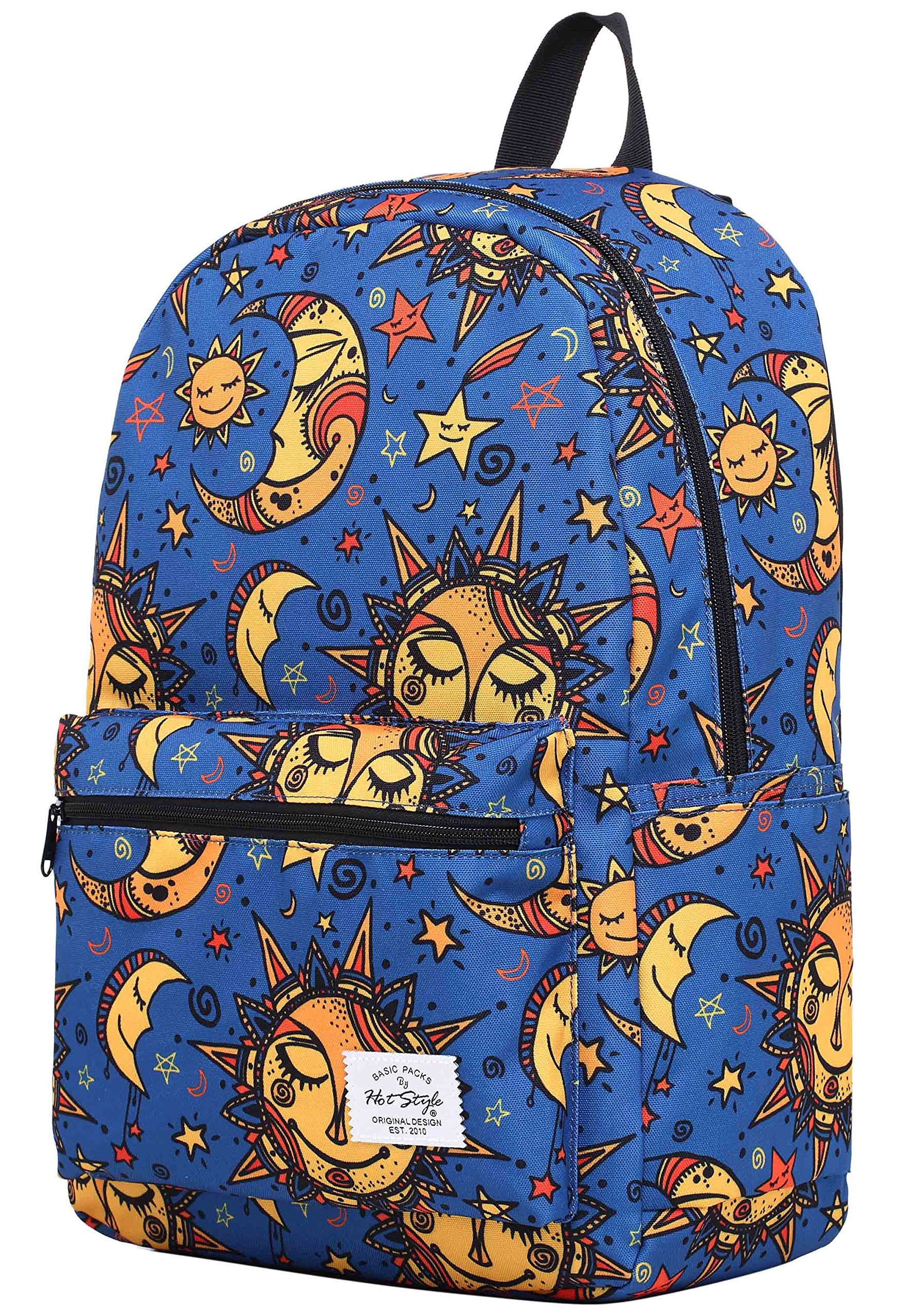hotstyle TRENDYMAX Cute Backpack for School | 16''x12''x6'' | Holds 15.4-inch Laptop | TribalToten