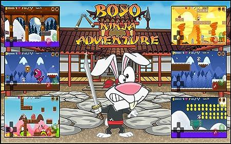 Amazon.com: Super Ninja World Adventure: Appstore for Android