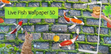 Amazon.com: Live Fish Wallpapers HD - 3D Real Water Theme: Appstore for Android