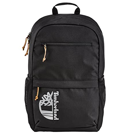 f631804854 Timberland Unisex Mendum Pond Seasonal Zip Top Backpack, Black, One Size:  Amazon.ca: Luggage & Bags