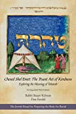 Chesed Shel Emet: The Truest Act of Kindness, Exploring the Meaning of Taharah