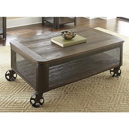 Admirable Amazon Com Greyson Living Braden Lift Top Coffee Table Theyellowbook Wood Chair Design Ideas Theyellowbookinfo
