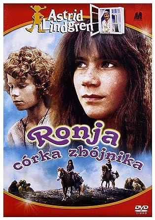 736caabe1 Ronja Rövardotter ((Ronia, The Robber's Daughter) ASTRID LINDGREN - DVD  Region 2