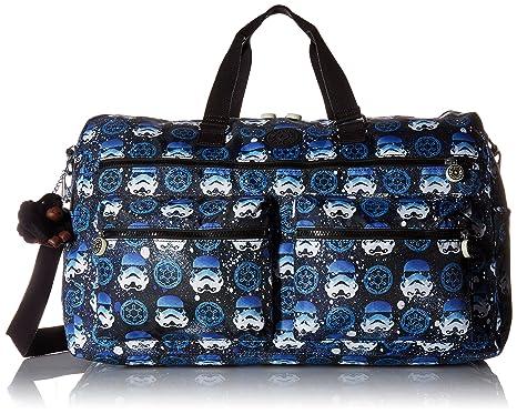 bb9d1ef7d4f Amazon.com  Kipling Star Wars Adore Printed Duffel Bag Interstellar ...