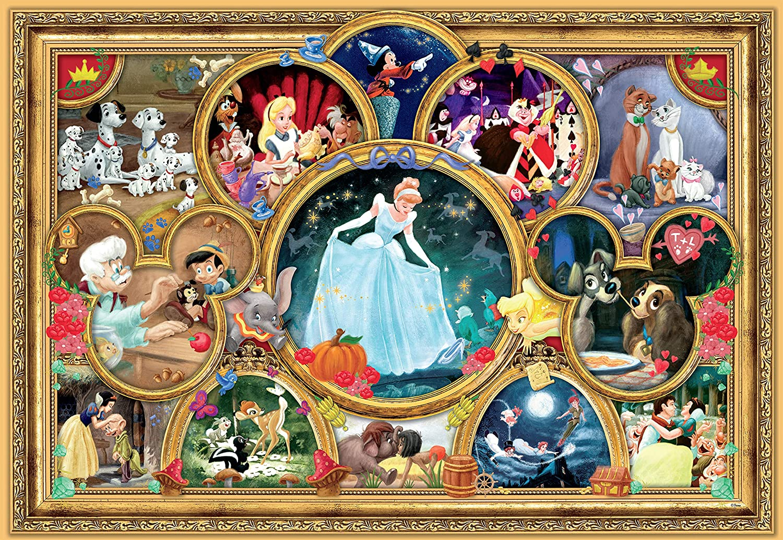 Disney Classics Puzzle 2000Piece