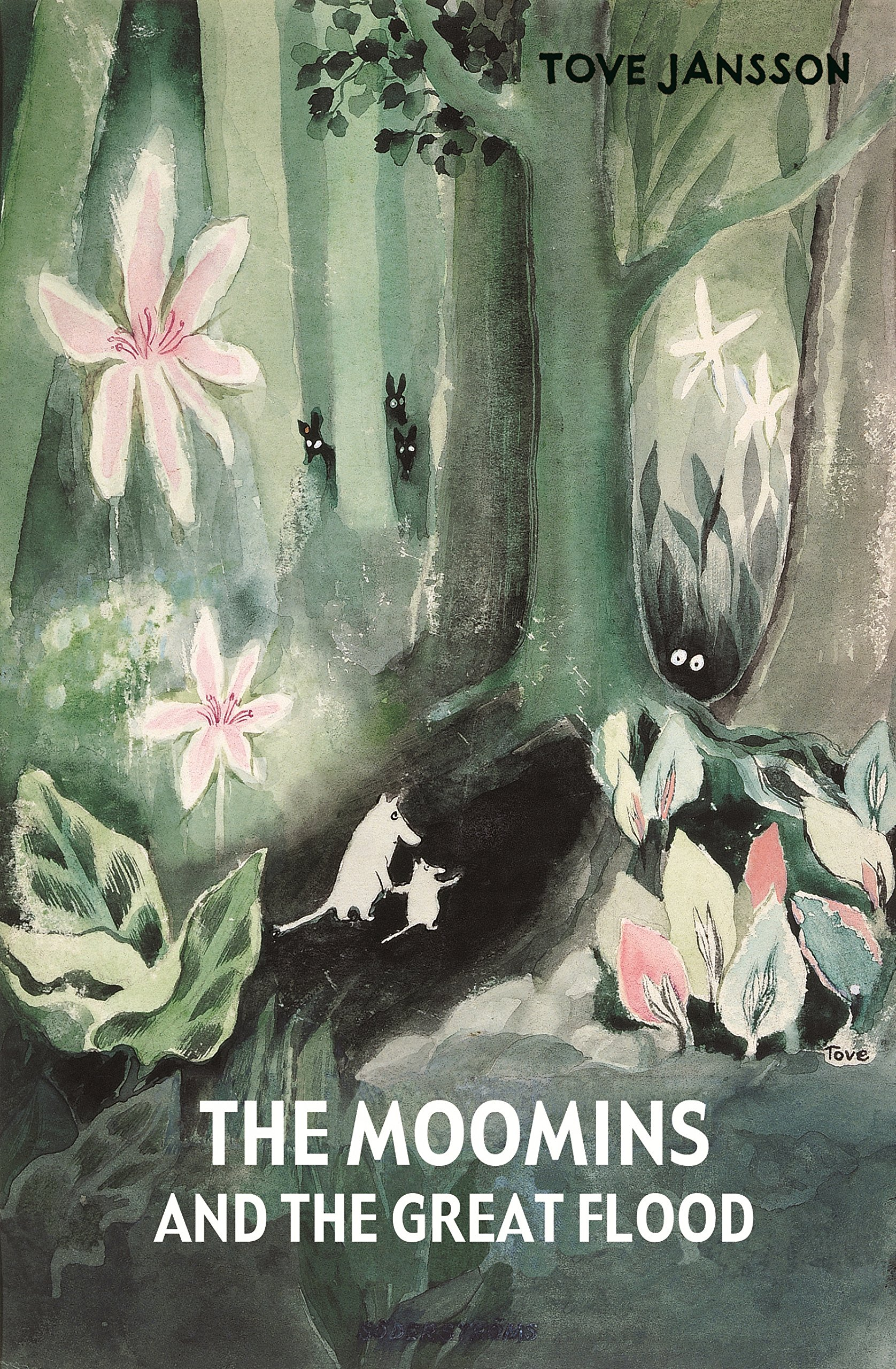 The Moomins And The Great Flood The Moomins 1 By Tove Jansson
