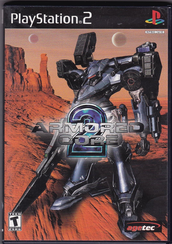 Amazon.com: Armored Core 2: Unknown: Video Games