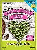 Creativity for Kids GROW a Little Love - Heart Shaped Mini Grow Kit for Kids
