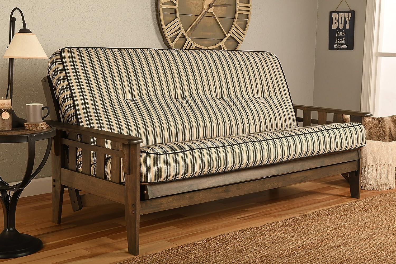 Amazon Com Kodiak Furniture Kf Tucson Full Size Futon Set Cozumel
