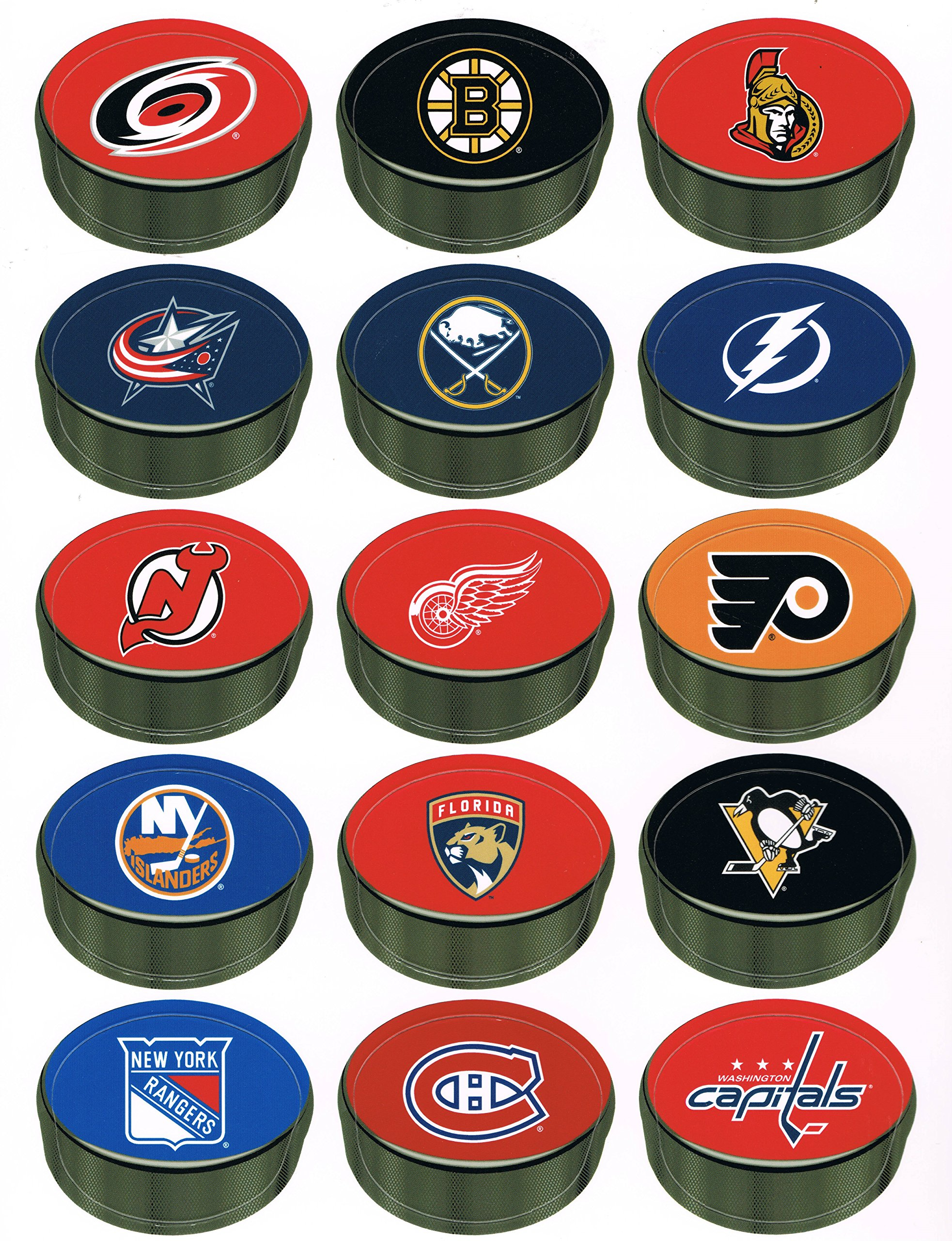 Galleon Wincraft 30 Nhl Standings Board Magnets No Board For The