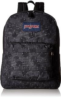 JanSport Unisex SuperBreak Multi Moving Dots Backpack