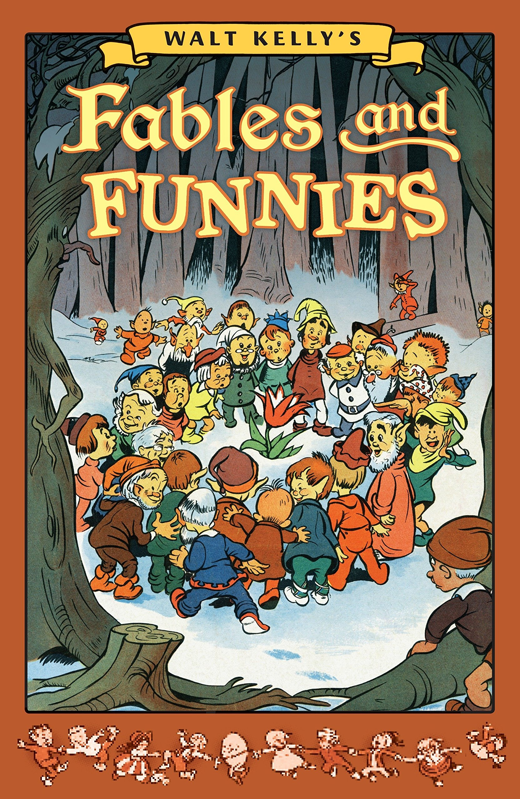 Walt Kelly's Fables and Funnies by Dark Horse Books