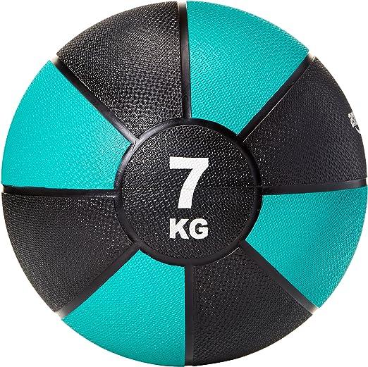 AmazonBasics - Balón medicinal, 7 kg: Amazon.es: Deportes y aire libre