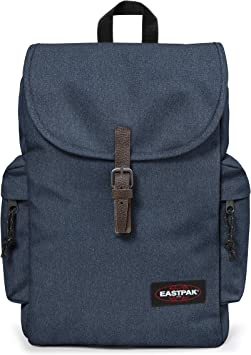 Eastpak Austin Mochila, 42 cm, 18 L, Azul (Double Denim): Amazon ...