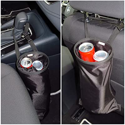 Car Trash Bag Hanging Garbage Litter Holder Bags for Auto Vehicle Truck-2 Pack: Baby