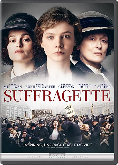 Amazon.com: Suffragette: Carey Mulligan, Helena Bonham Carter ...