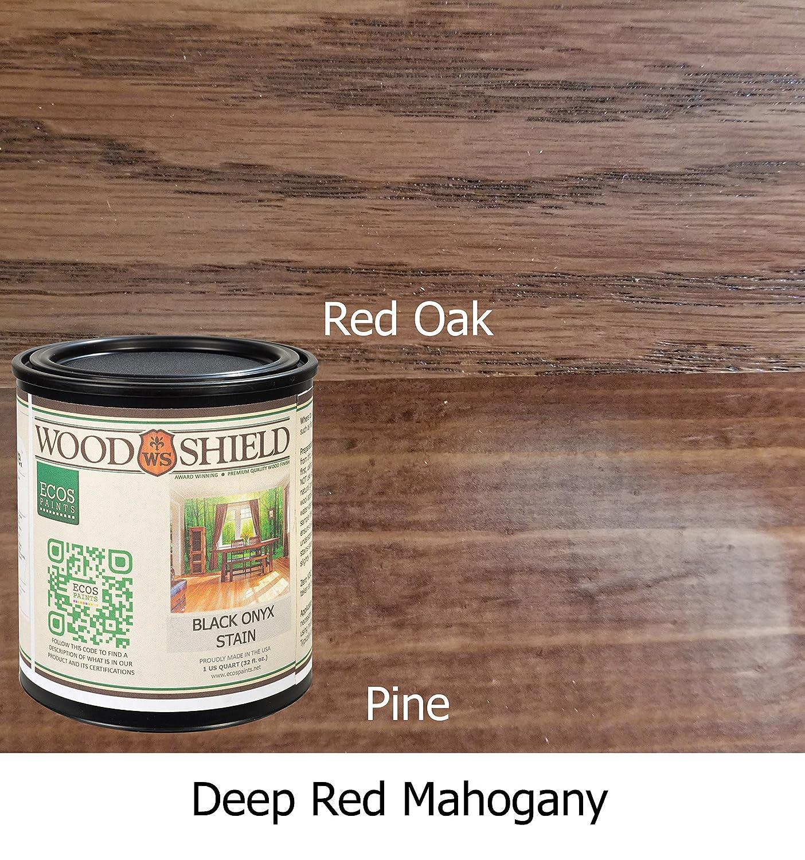 Ecos Paints 00817292022524 Woodshield Interior Wood Stain 1 Quart
