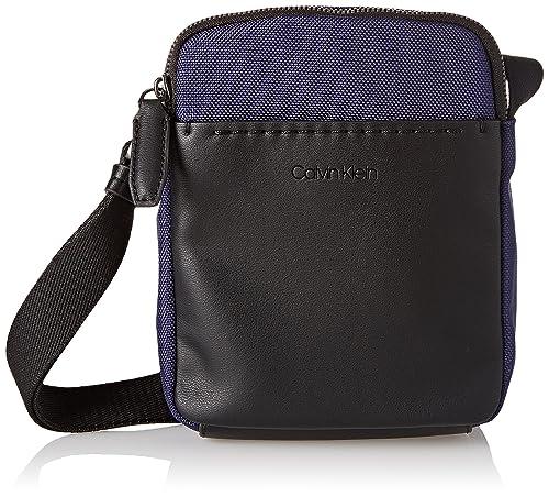 Calvin Klein Jeans - Multi Task Mini Reporter, Shoppers y bolsos de hombro Hombre,