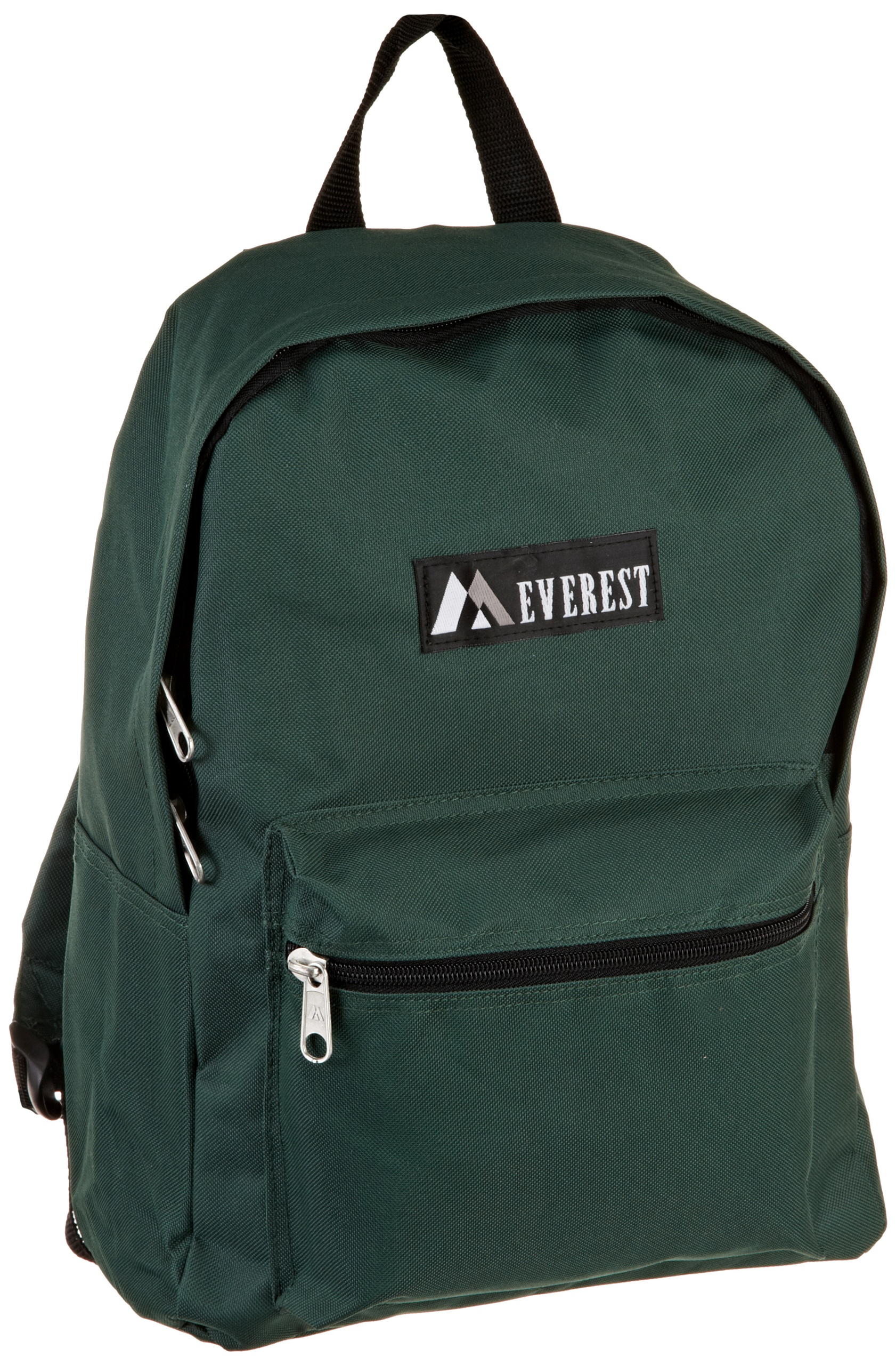 Everest Luggage Basic Backpack, Dark Green, Medium by Everest
