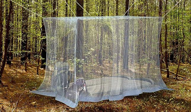7 opinioni per #1 Outdoor By NATURO-The Mosquito Net-Zanzariera da letto più A