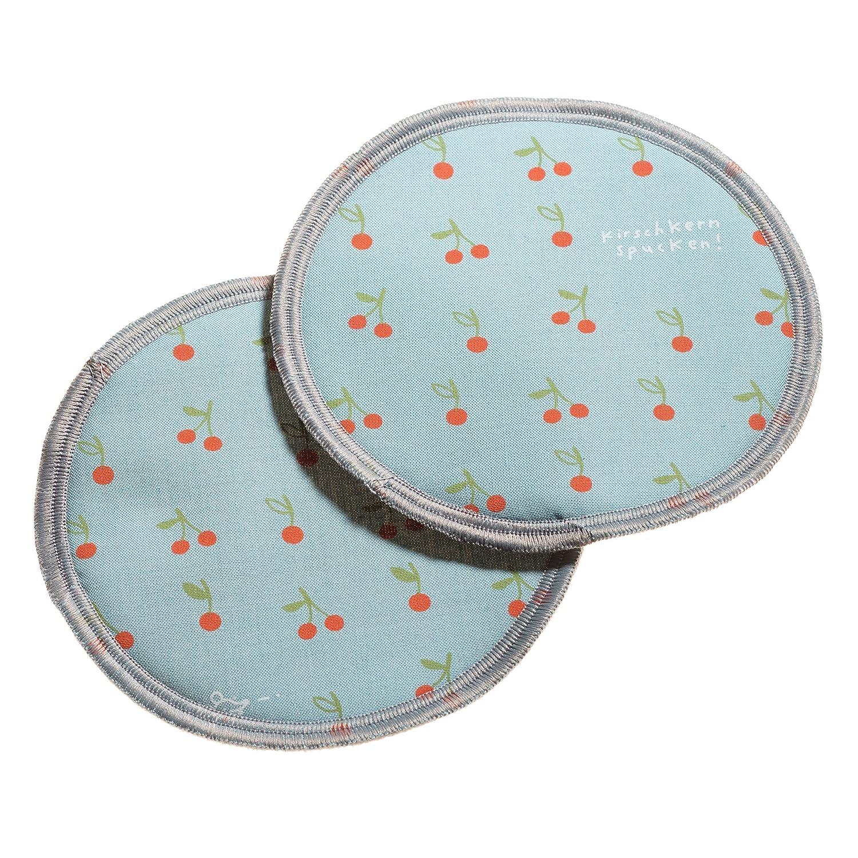 Wasserdichte und waschbare Stilleinlagen Kirschkernspucken 4 lagig - 1 Paar