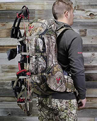 Sport Bow Carry - Badlands 2200 Camouflage Hunting Backpack