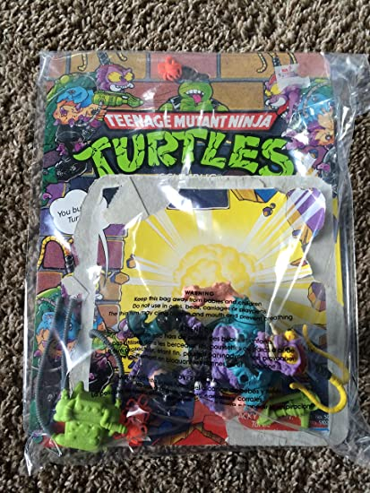Amazon.com: Teenage Mutant Ninja Turtles scumbug Figura de ...
