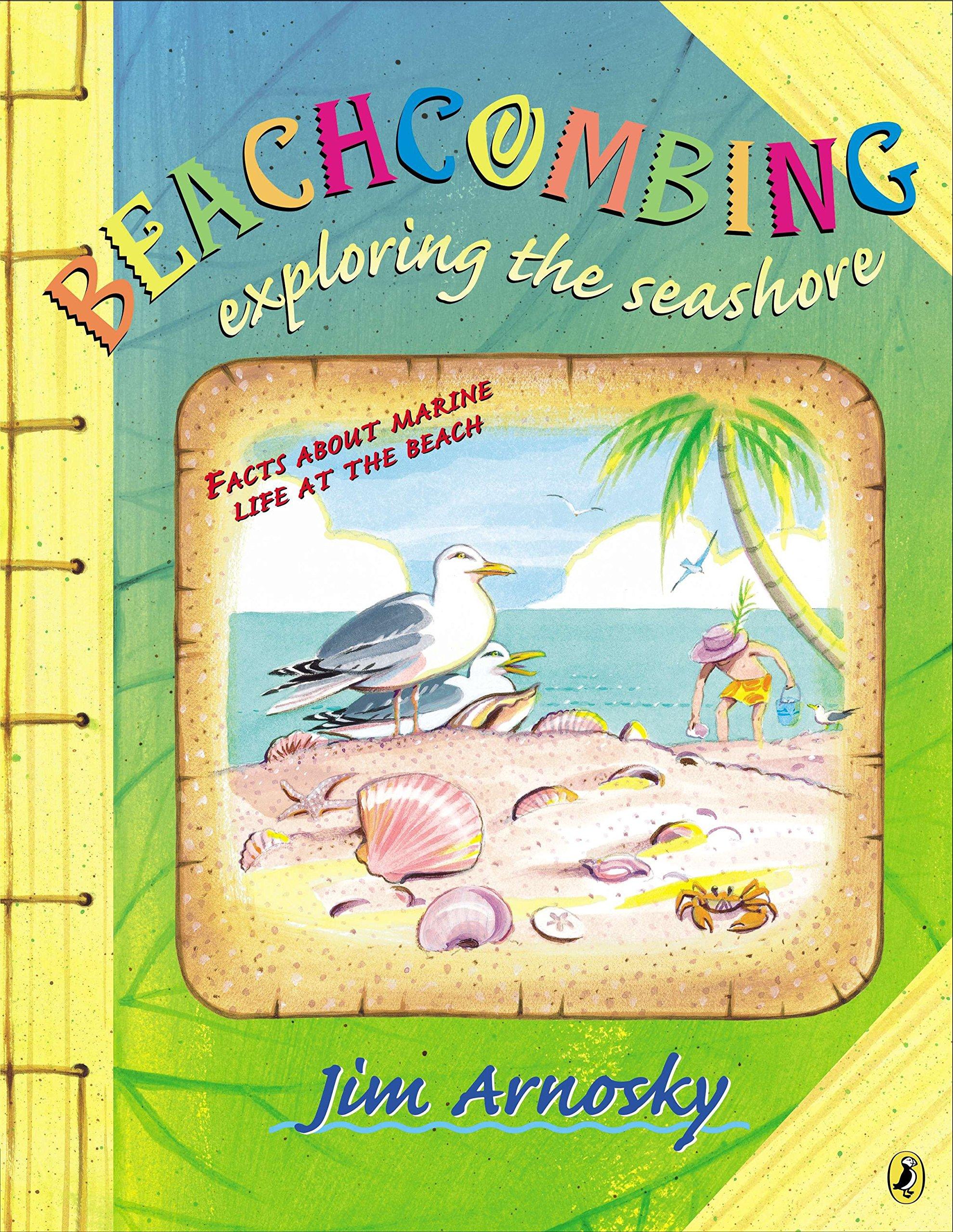 Download Beachcombing: Exploring the Seashore pdf epub