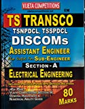 TS TRANSCO, TS SPDCL, TSNPDCL, Assistant Engineers, Sub-Engineers ( Section-A ) Electrical Engineering [ ENGLISH MEDIUM ]