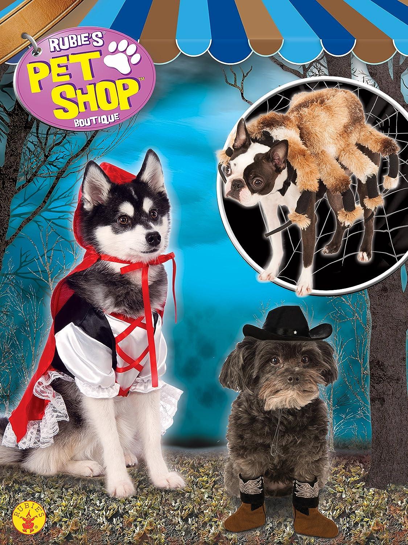 Amazon.com : Giant Spider Pet Suit, Small : Pet Supplies