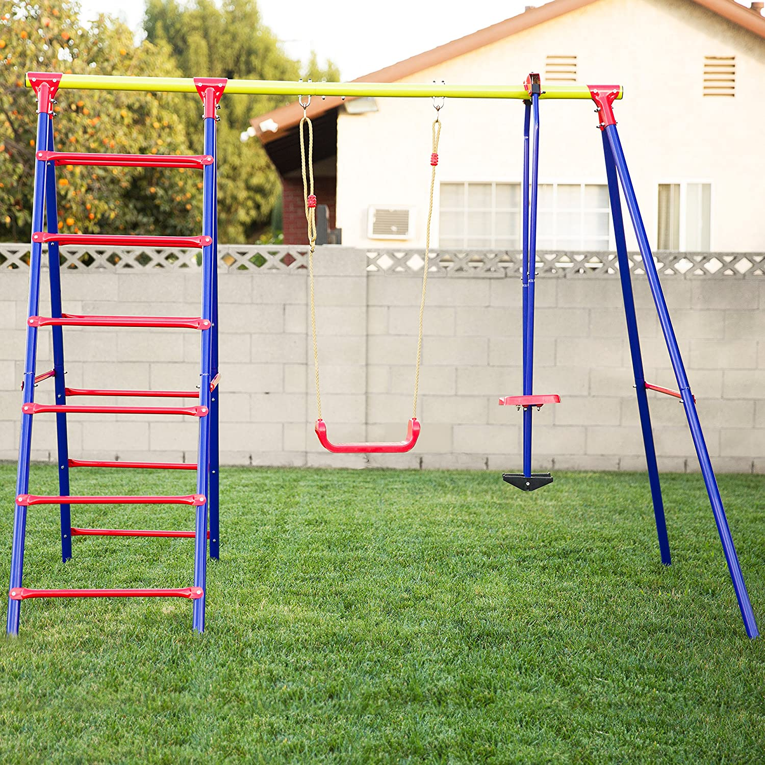 It has a handle bar making it ideal for children to learn how to balance and bounce. It is stable, safe and durable.