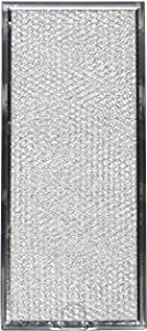 Whirlpool 6802A Microwave Grease Filter, Grey