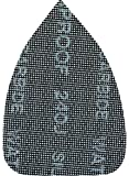 Piranha 80 g Mesh Sheet Mouse Sander Velcro - Set of 3