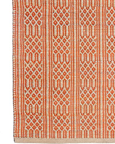 Safavieh NAT103A-8 Natura Collection Handmade Wool Area Rug, 8 x 10 , Beige
