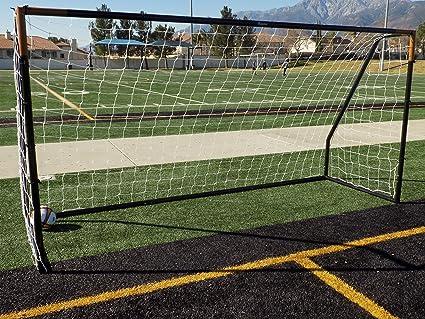 Vallerta Premier 12 X 6 Ft. AYSO Youth Regulation Size Soccer Goal  w Weatherproof fae105783