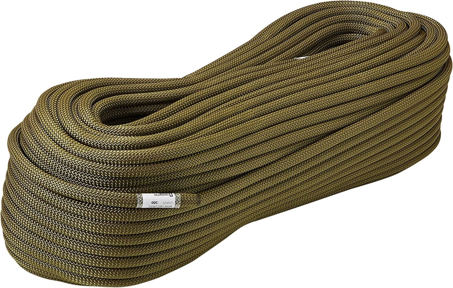 Singing Rock R44 NFPA Static Rope 11.2-mm x 200 Feet: Sports & Outdoors