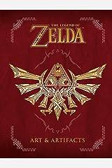 The Legend of Zelda: Art & Artifacts Hardcover