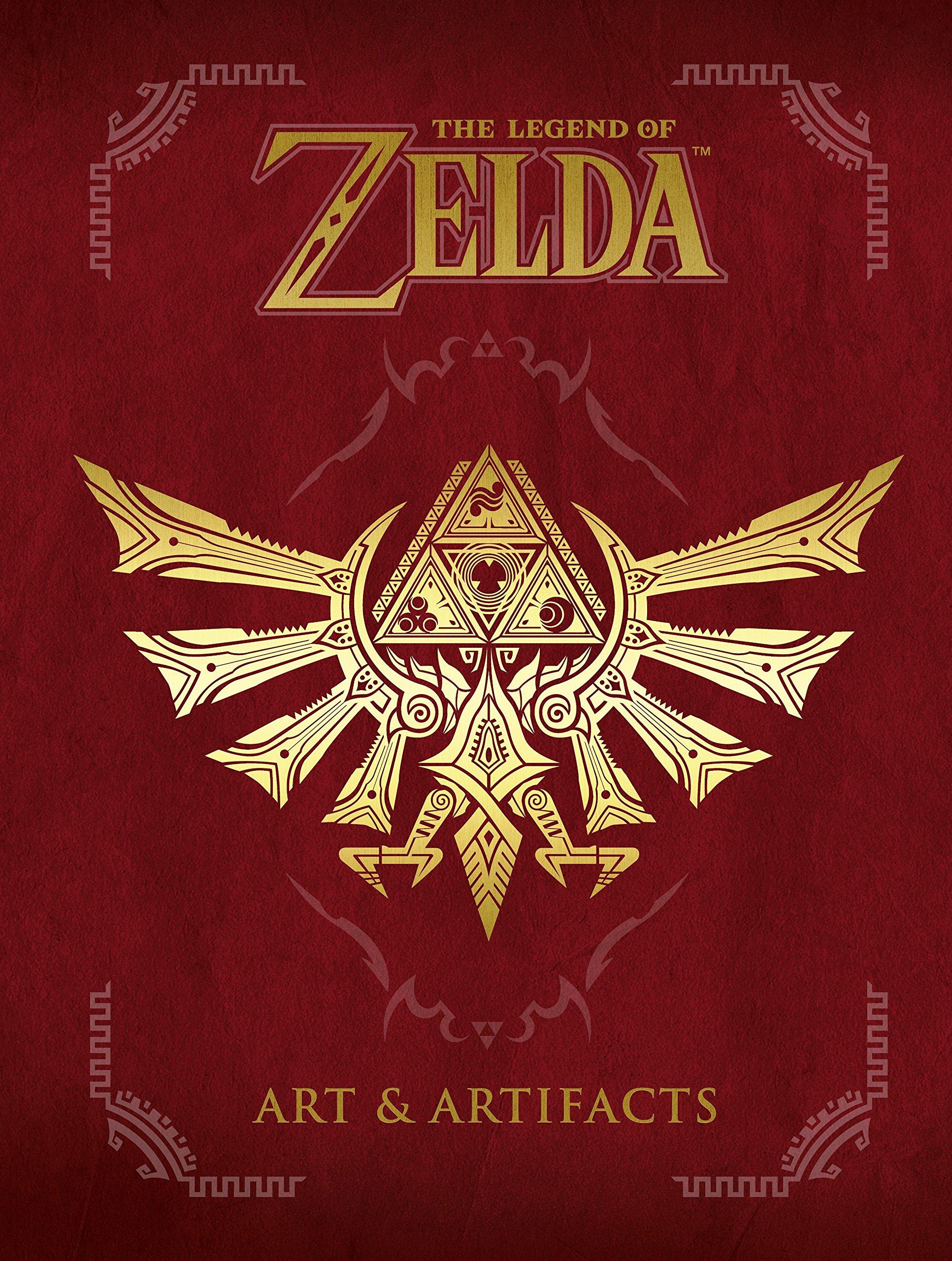 The Legend of Zelda: Art & Artifacts by Dark Horse Books