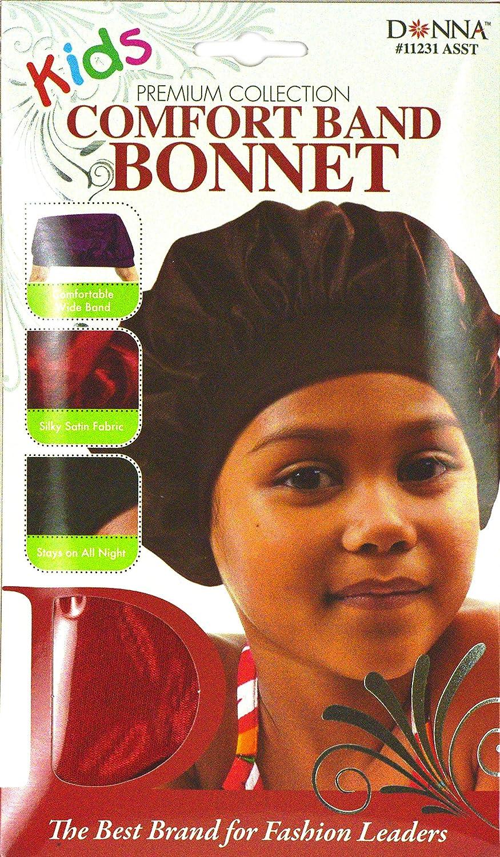 Donna Premium Collection Kids Comfort Band Bonnet Pink 11231 Donna Collection