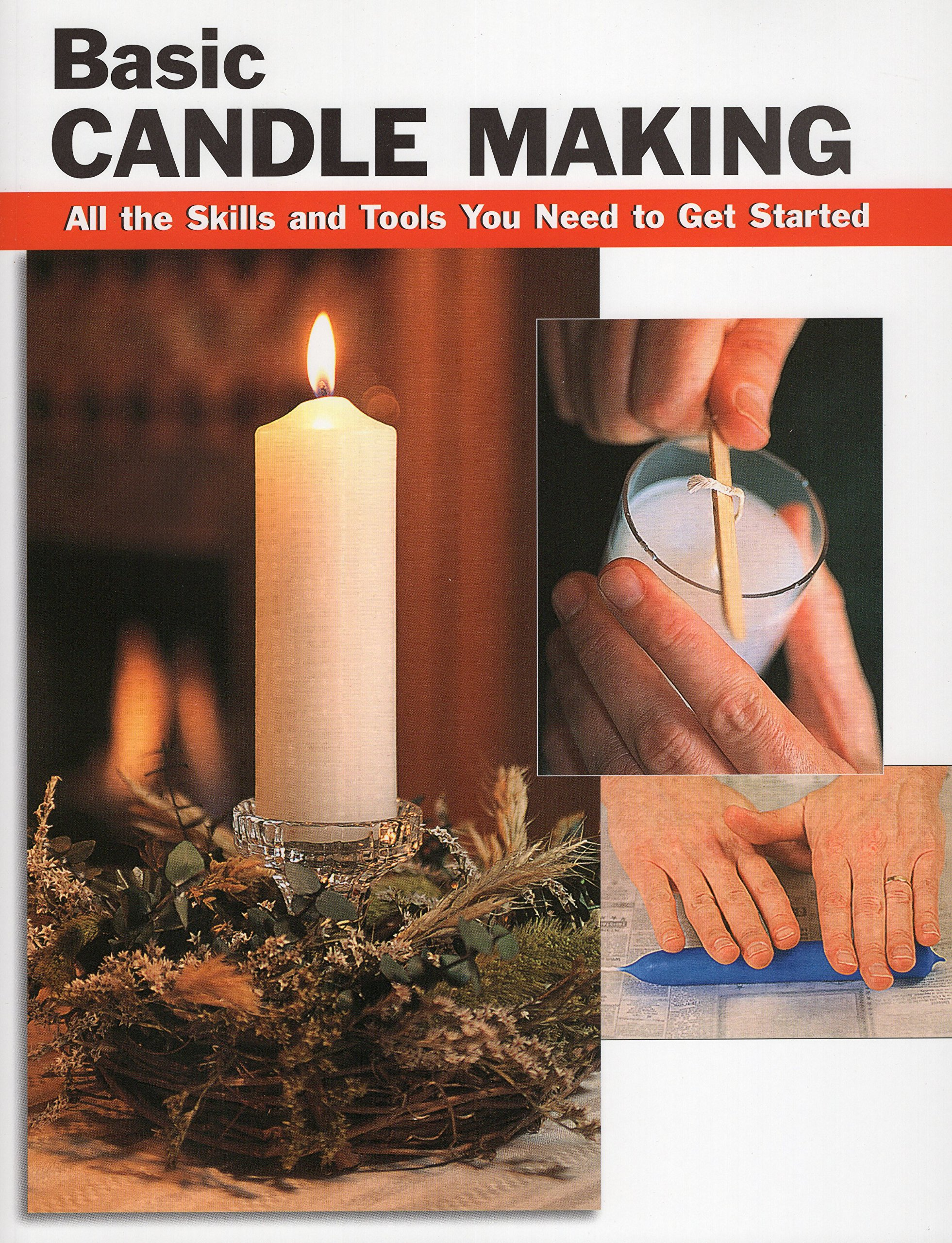 Download Basic Candle Making: All the Skills and Tools You Need to Get Started (How To Basics) pdf epub
